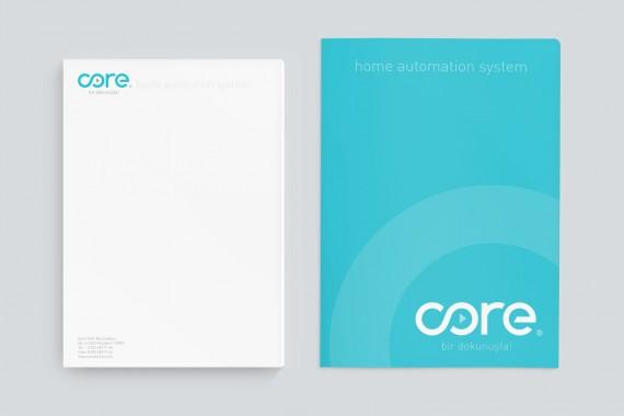 Logo tasarımı kurumsal kimlik tasarımı antetli dosya kartvizit zarf