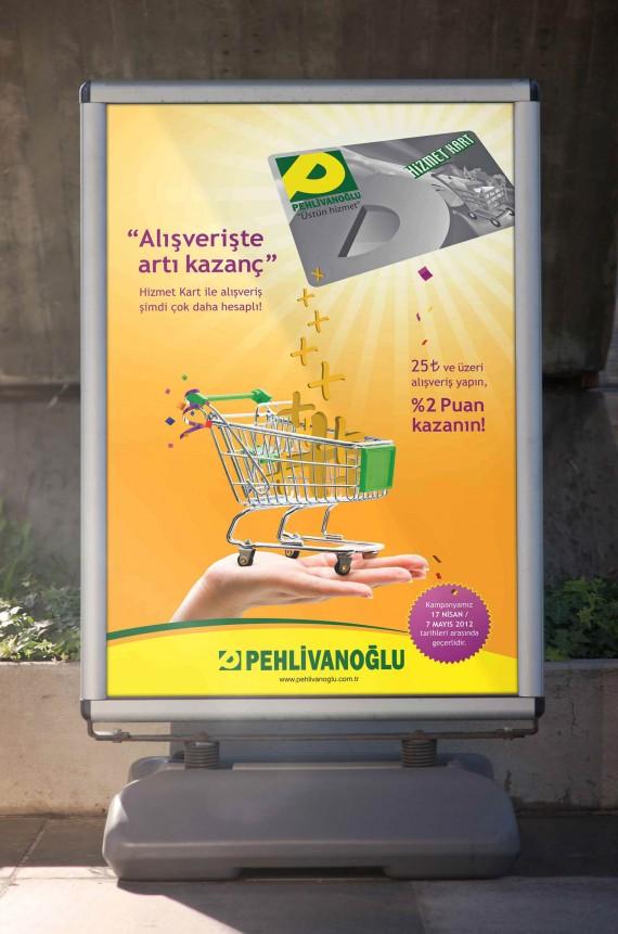Pehlivanoğlu Basın İlanları Tam Sayfa Prestij İlanı Tam sayfa Gazete İlanı imaj ilanı creative tasarım sadakat kart hizmet kart avantajları