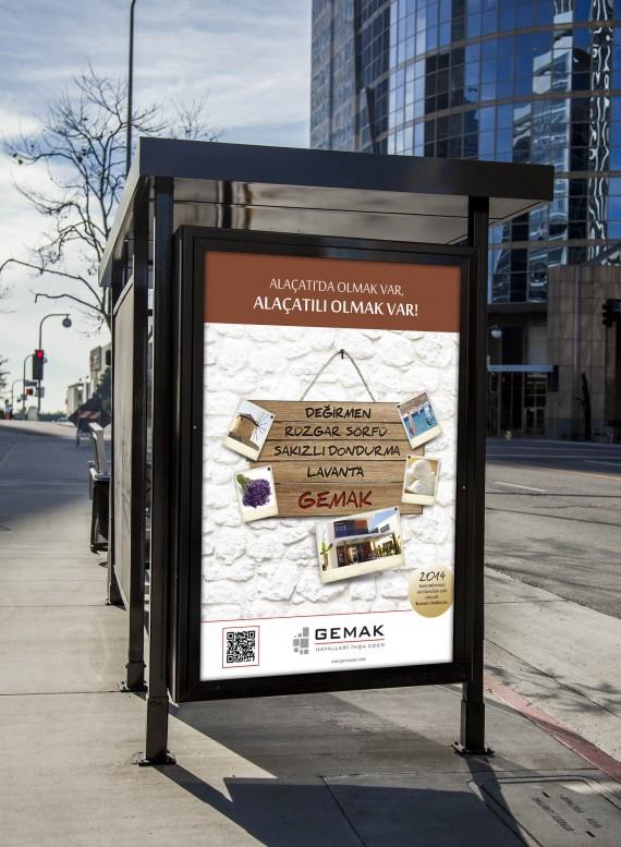 açık hava reklamları durak billboardı billboard tasarımı durak billboardı mockup billboard mockup