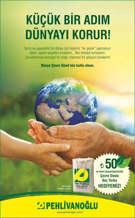 Sosyal Sorumluluk Projesi Dünya Çevre Günü Projesi Pehlivanoğlu Dünya Çevre Günü Projesi Dünyamızı koruyalım föy tasarımı el ilanı tasarımı