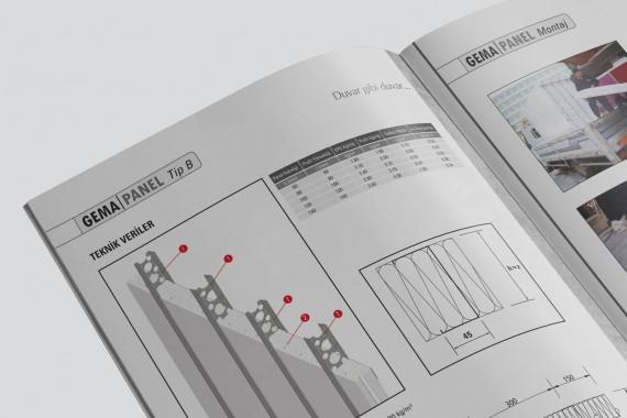 katalog katalog tasarımı katalog tasarımı mockup