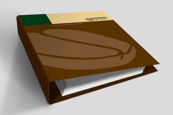 kurumsal kimlik tasarımı katalog tasarımı klasör tasarımı dosya tasarımı dosya tasarımı mockup