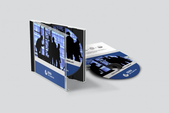 cd kabı tasarımı cd kapı mockup kurumsal kimlik tasarımı