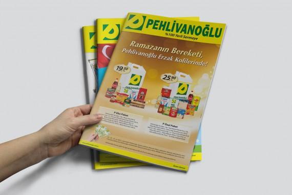 İnsert Baskı Web Baskı Pehlivanoğlu kampanya dergi tasarımı Pehlivanoğlu kampanya Pehlivanoğlu magazin Pehlivanoğlu indirimler