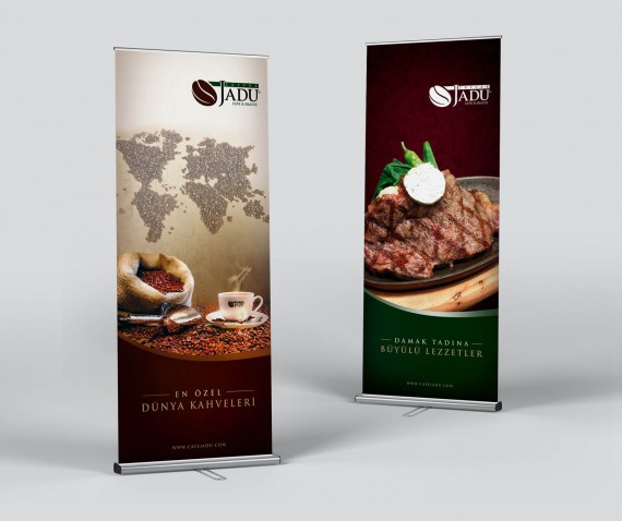 roll-up tasarımı roll-up mockup